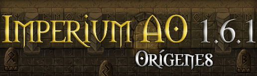 ImperiumAO 1.6.1 Actualización del Juego